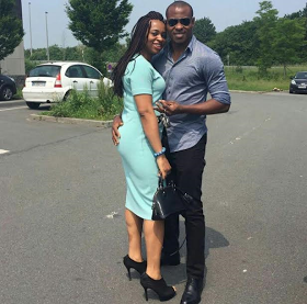 Vincent Enyeama's Wife Celebrates Him On His Birthday today