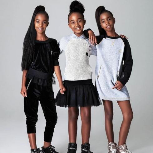 Diddy shares a beautiful photo of his daughters