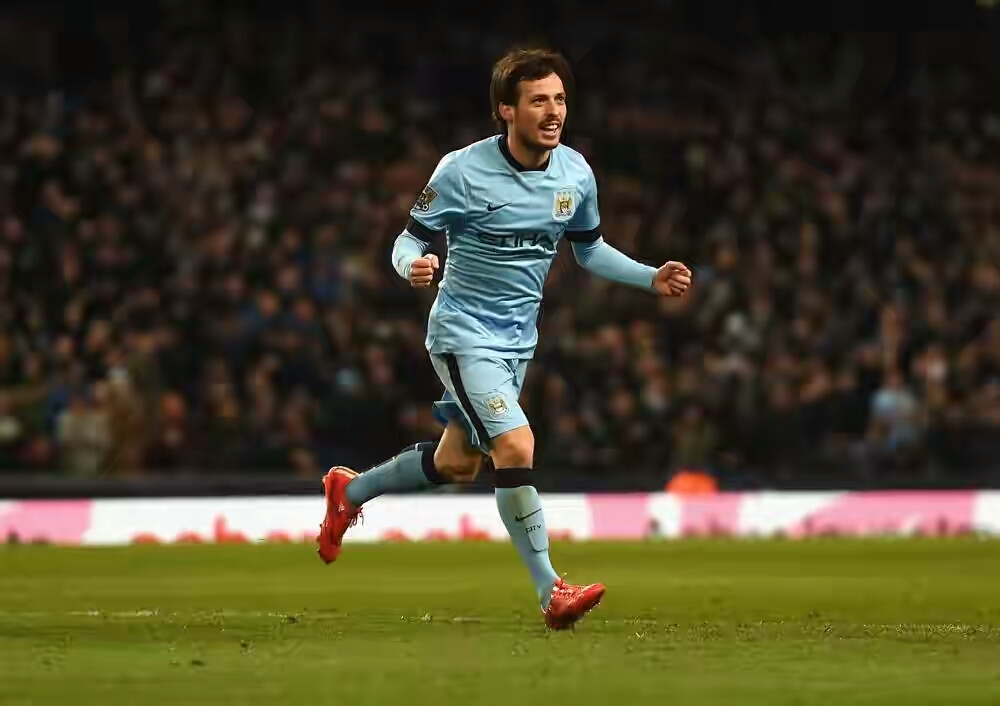 Manchester City Stroll To 5-0 Victory Over West Ham