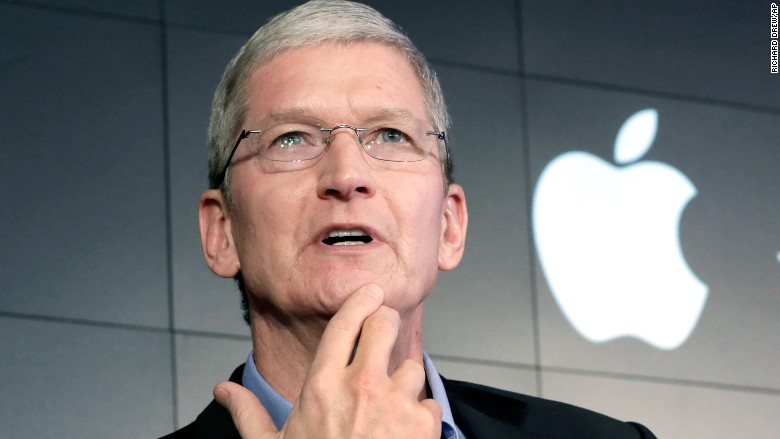 Apple CEO Tim Cook Gets Pay Cut After Failing To Meet Sales Targets