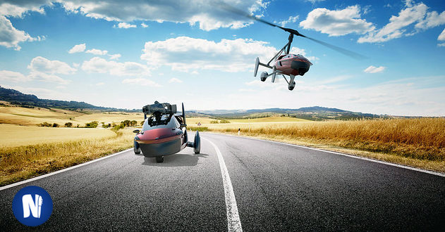 Pal-V launches first commercial flying cars