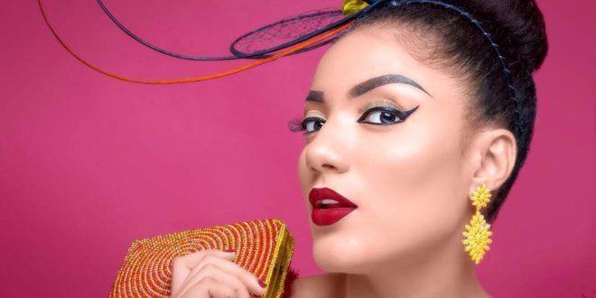#BBNaija: Gifty Glows in New Photos for an upcoming Mystery Project