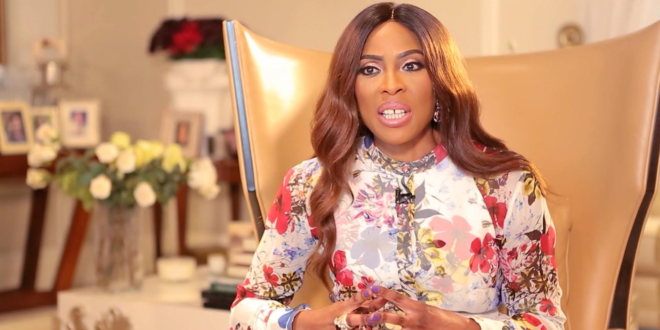 Mo Abudu on CNN African voices – Talks breaking records & the need to tell African stories