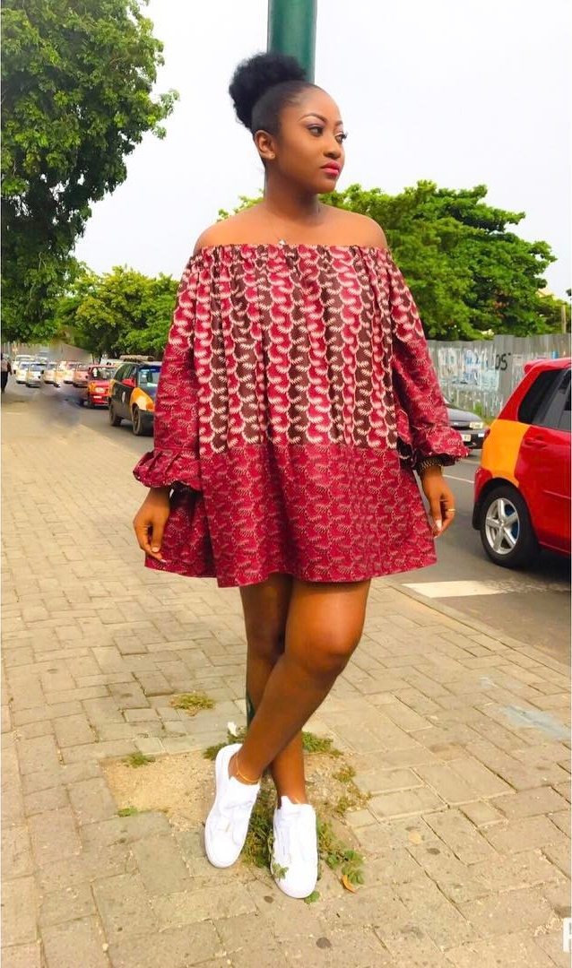 How To Style Your Ankara On Monday